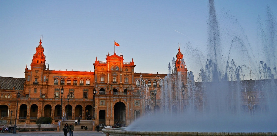 Best areas to stay in Seville