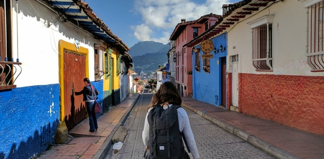 Best areas to stay in Bogota, Colombia