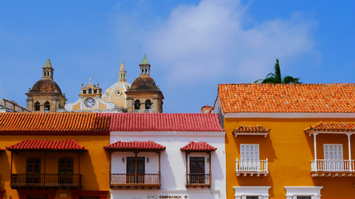 Where to stay in Cartagena, Colombia