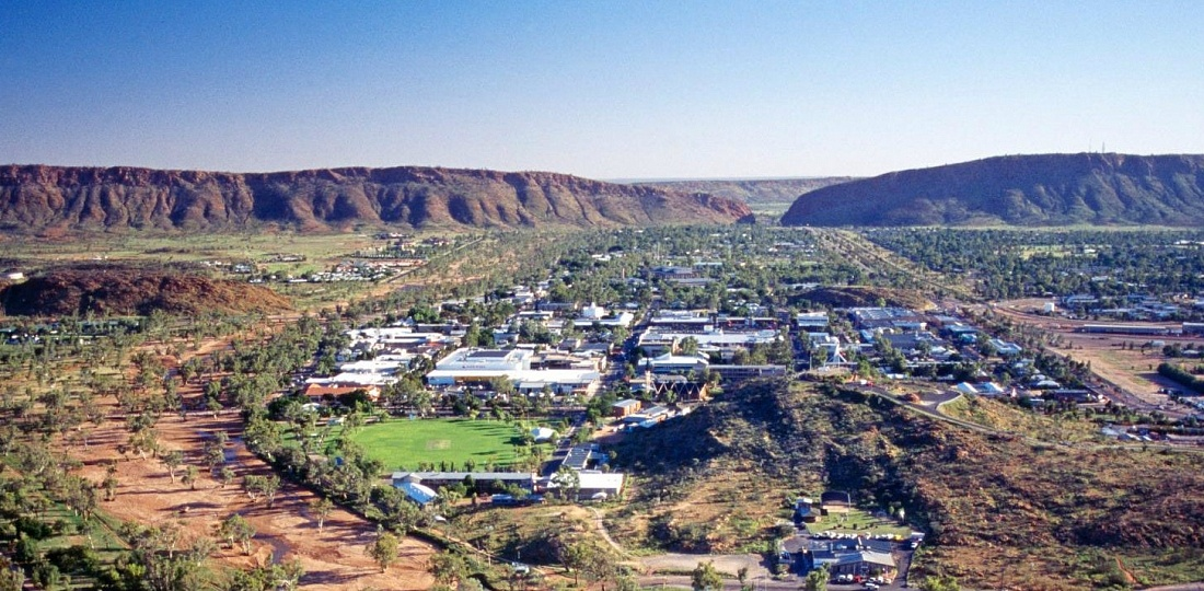Best Areas to Stay in Alice Springs, Australia