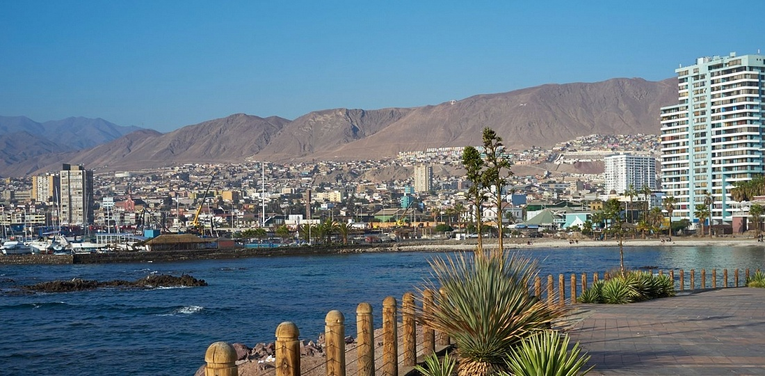 Best areas to stay in Antofagasta, Chile
