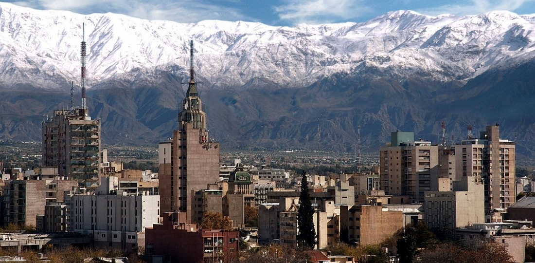 Best areas to stay in Mendoza, Argentina