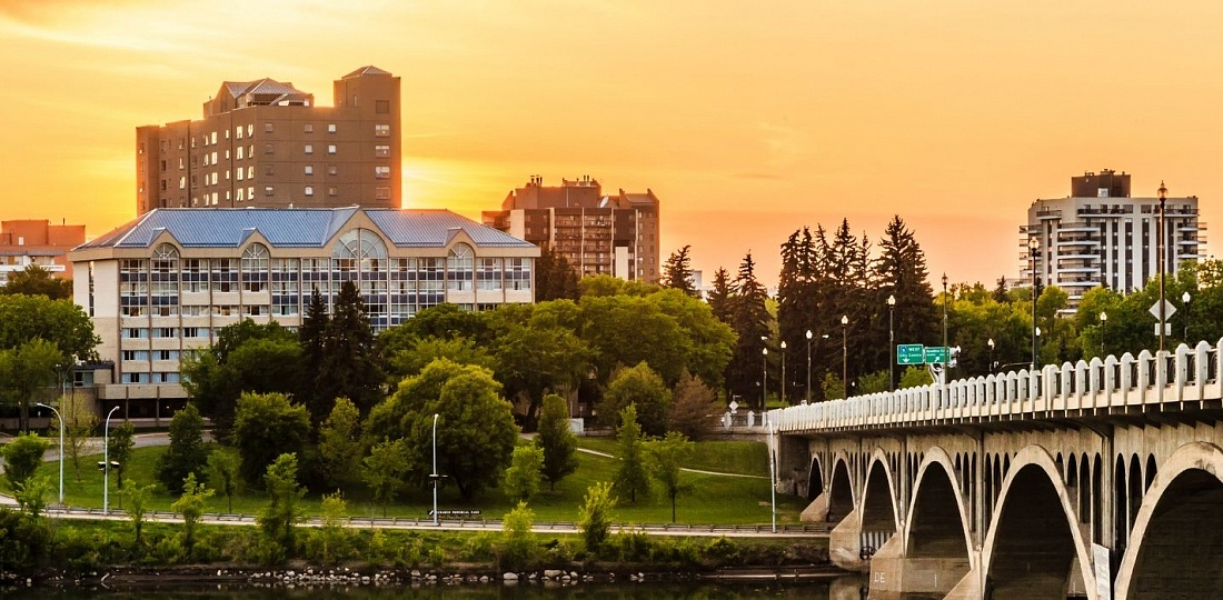 Best areas to stay in Saskatoon, Canada