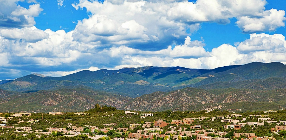Best Areas to Stay in Santa Fe, New Mexico