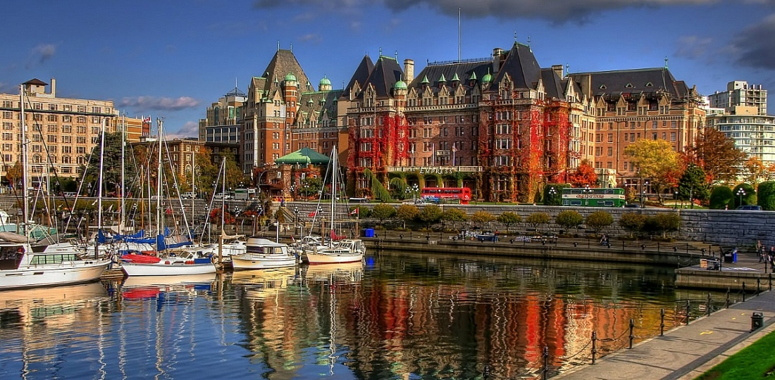 Best Areas to Stay in Victoria, Canada