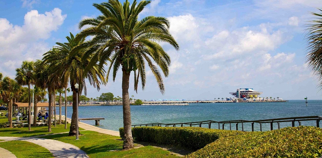 Best Areas to Stay in Saint Petersburg, Florida