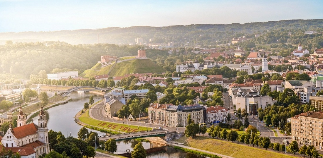Best Areas to Stay in Vilnius, Lithuania