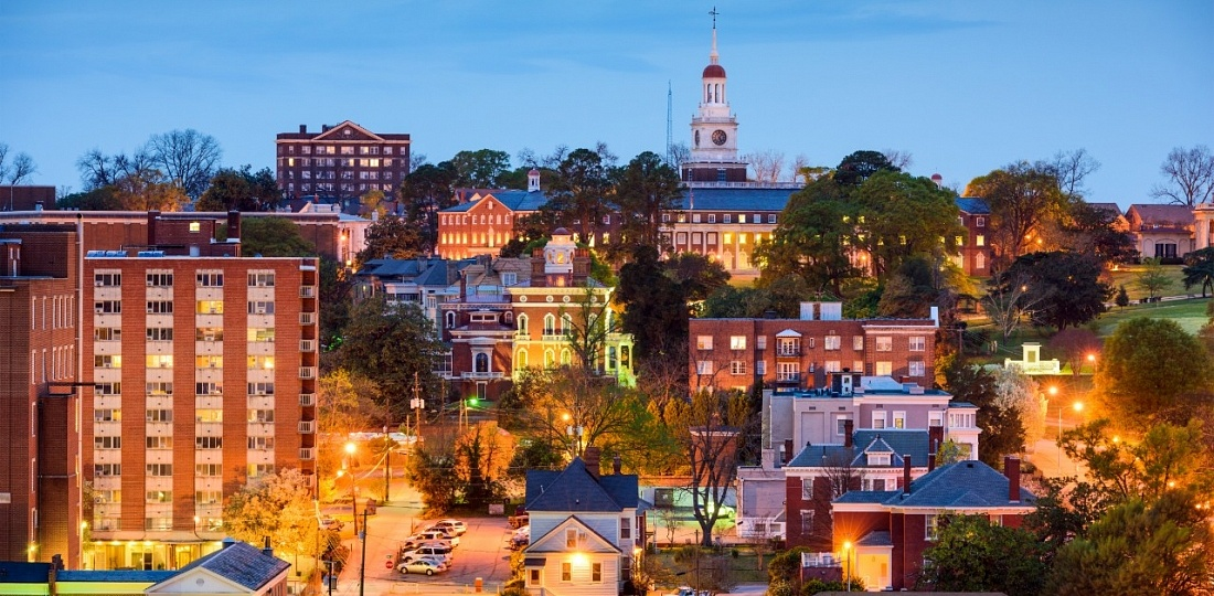 Best Areas to Stay in Macon, Georgia