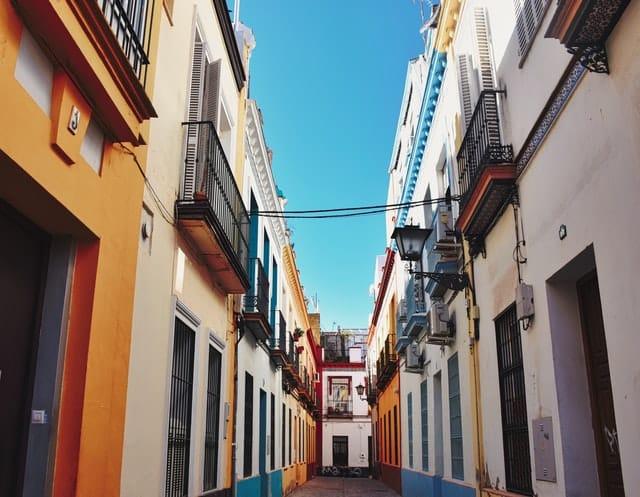 Mejor zona para turistas en Sevilla - Centro de Sevilla