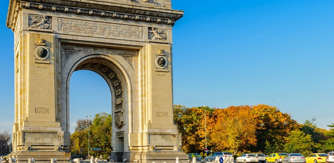 Best districts to stay in Bucharest, Romania