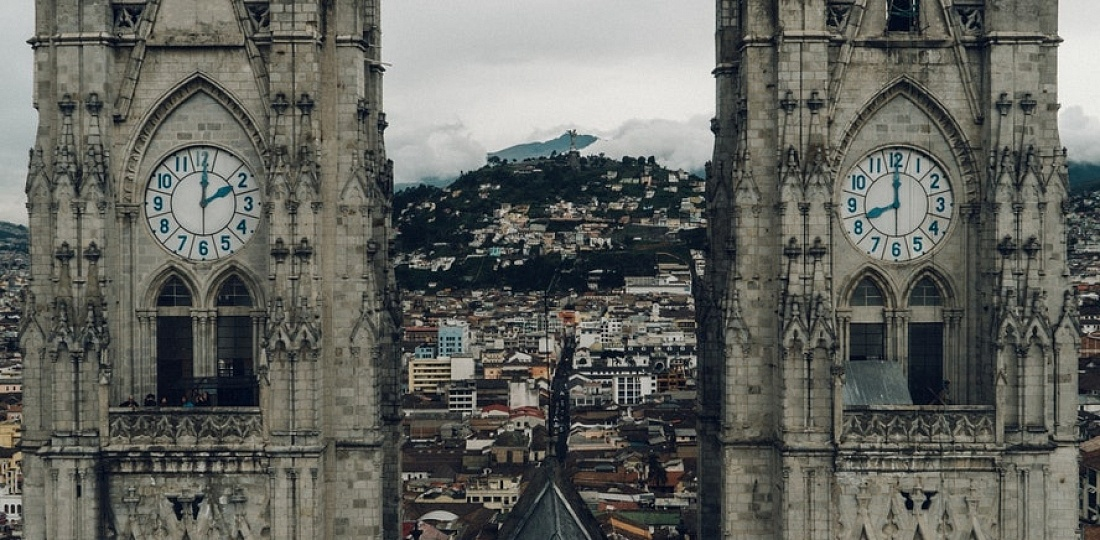 Best areas to stay in Quito, Ecuador