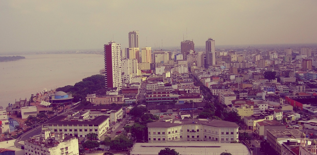Best areas to stay in Guayaquil, Ecuador