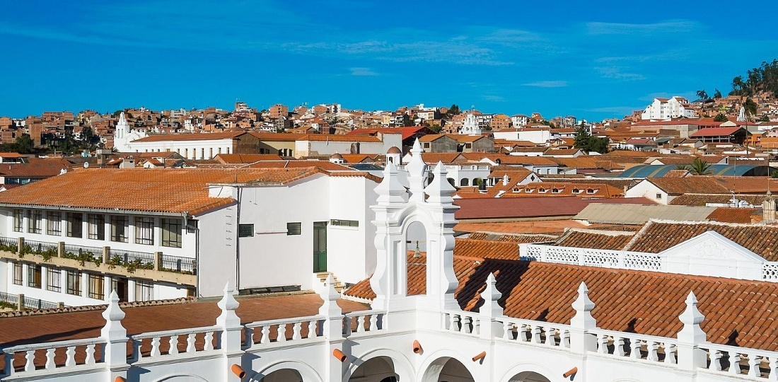 Best Areas To Stay In Sucre Bolivia