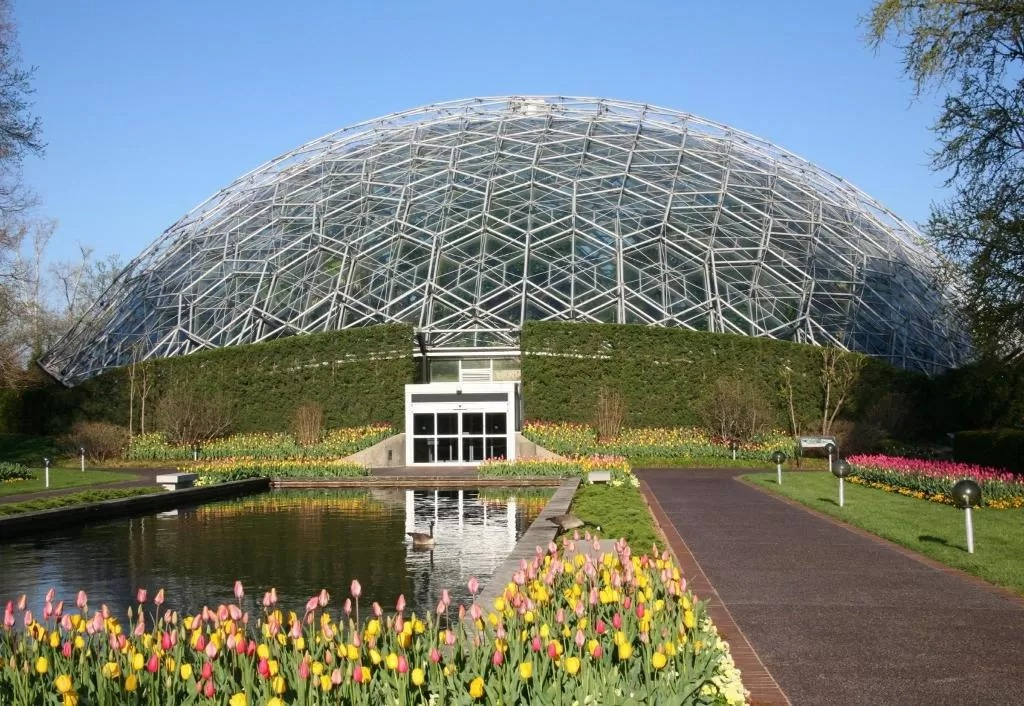 Best location to stay in St Louis, MO - Around the Botanical Garden