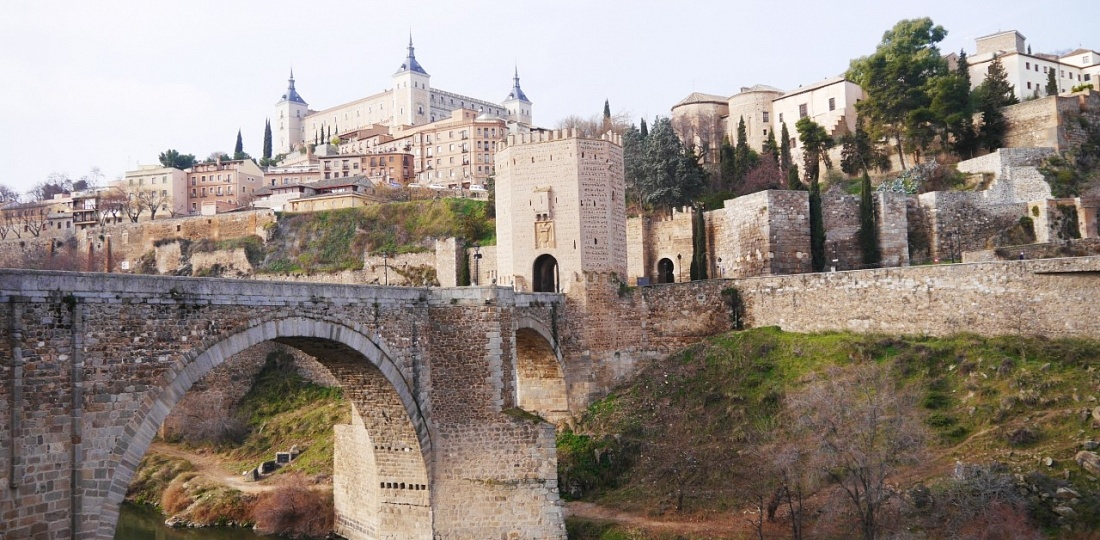 Best Areas to Stay in Toledo, Spain