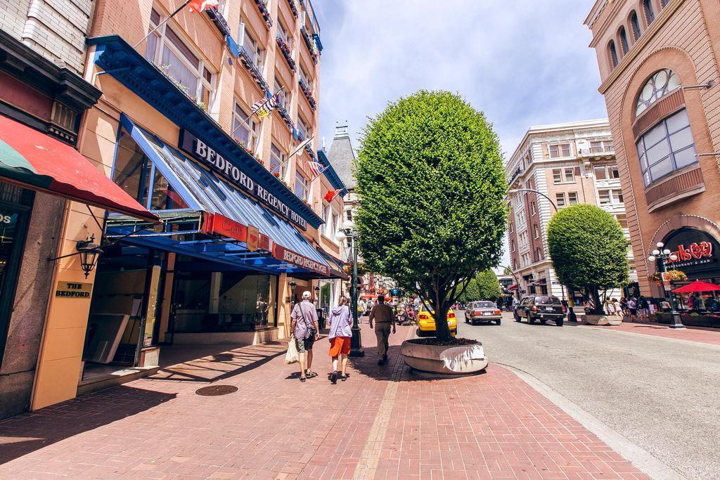 ¿Cuál es la mejor zona para alojarse en Victoria? - Downtown Victoria, BC