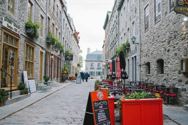 Mejor ubicación en Quebec City para turistas - Vieux Québec