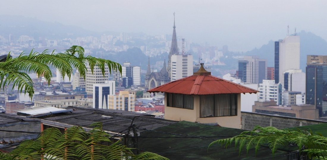 Best Areas to Stay in Manizales, Colombia