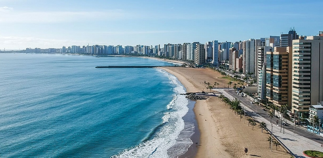 Best Areas to Stay in Fortaleza, Brazil