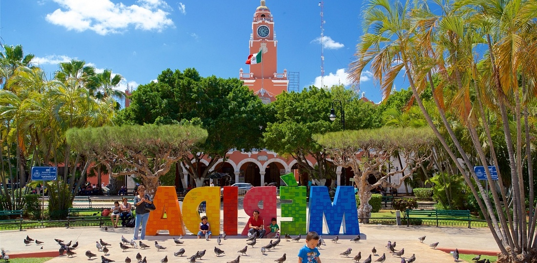 Best Areas to Stay in Merida, Mexico