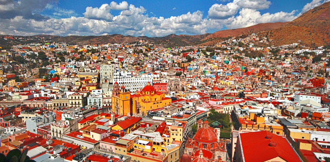 Best Areas to Stay in Guanajuato, Mexico