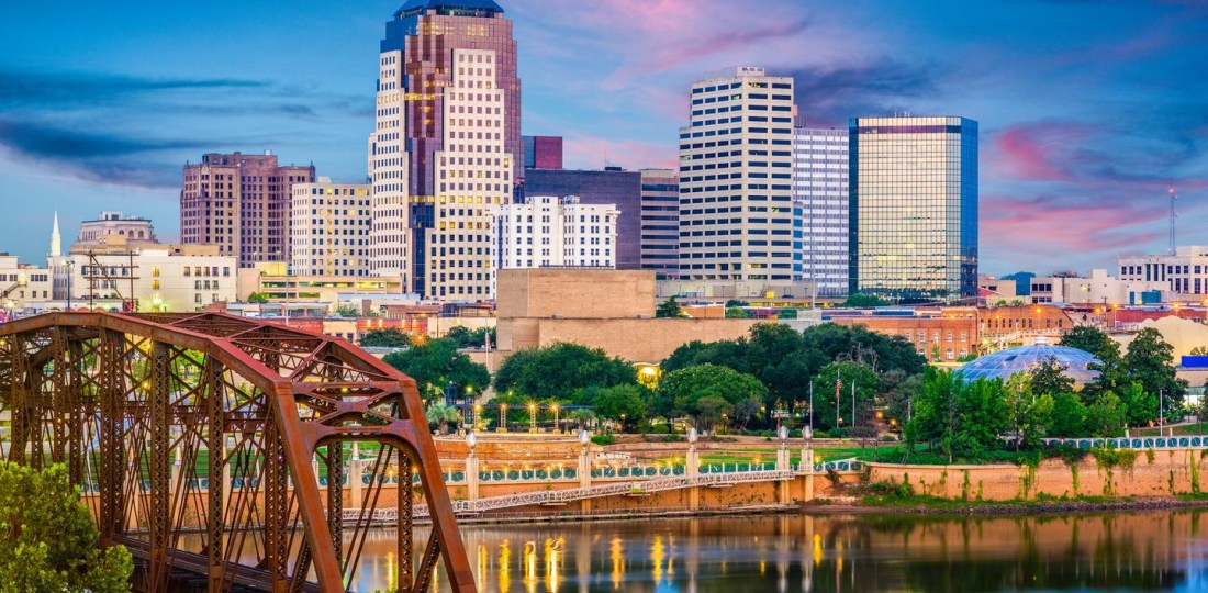 Best Areas to Stay in Shreveport, Louisiana