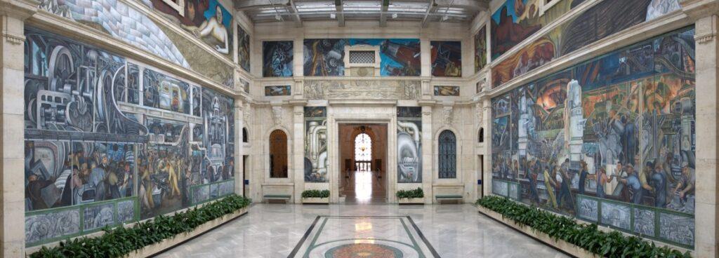 Mejor zona donde quedarse en Detroit para museos - Arts Center & Midtown
