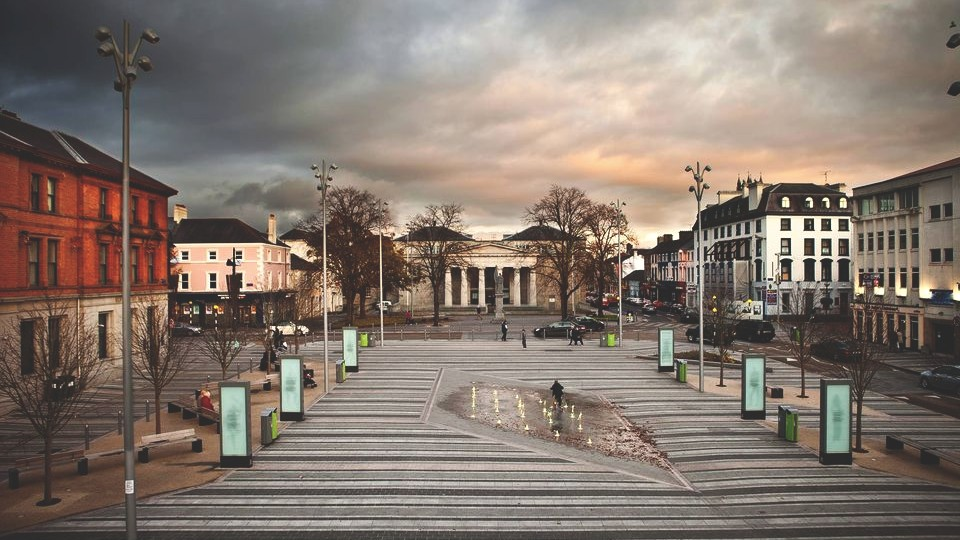 Where to stay in Dundalk - Dundalk Town Centre