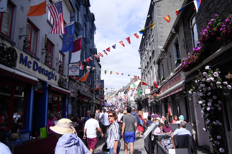 Where to stay in Galway - City Centre