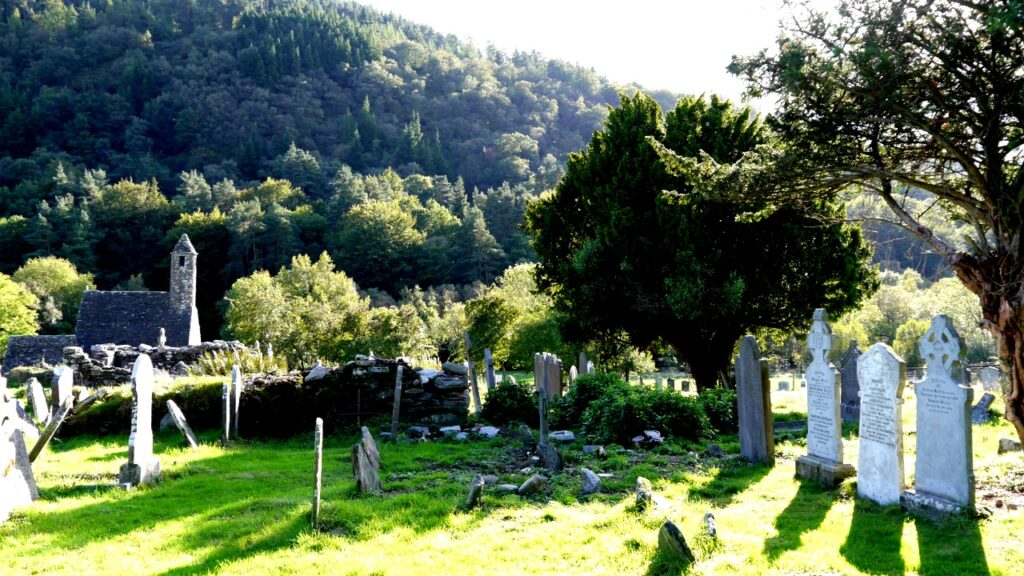 Where to stay in Wicklow - Around Glendalough Monastery