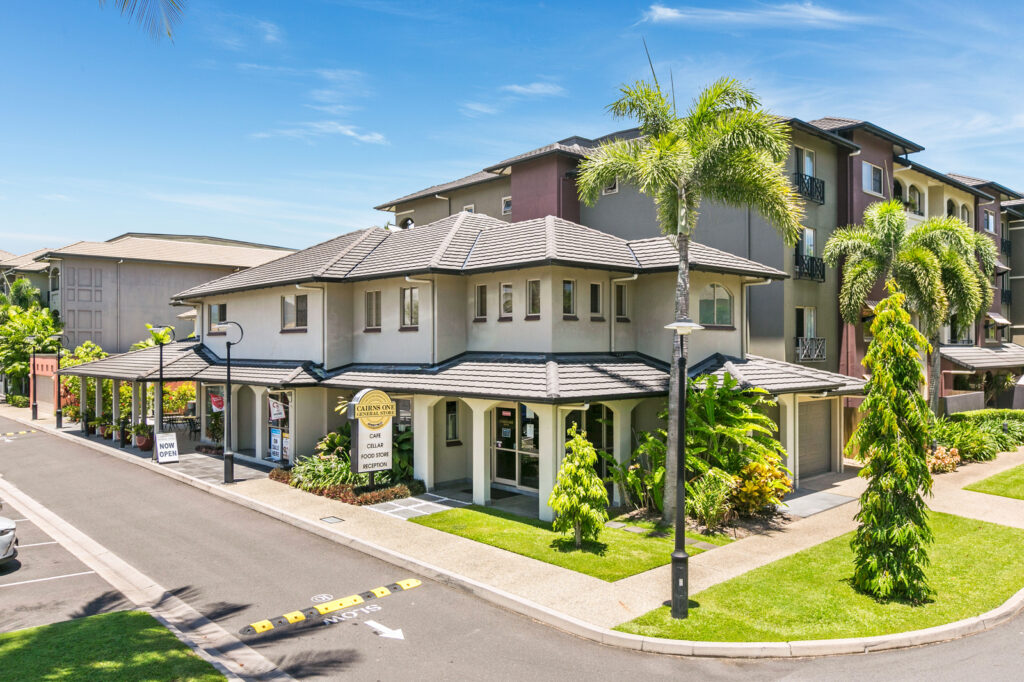 Recommended area to stay in Cairns, Australia - Westcourt & Parramatta Park