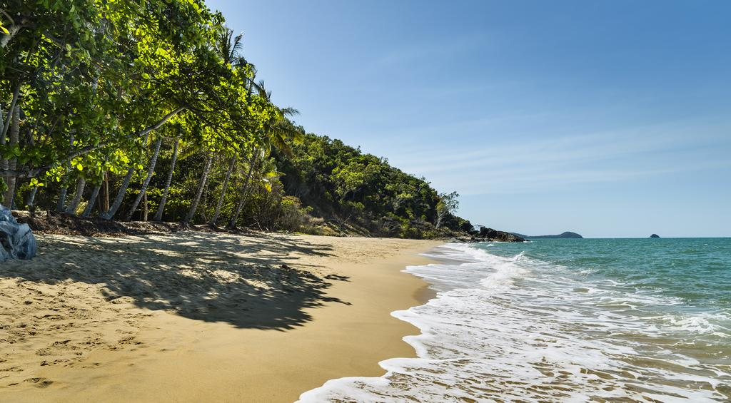 Where to stay in Cairns - Trinity Beach
