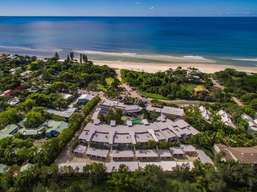 The best area to stay in Byron Bay - Belongil Beach