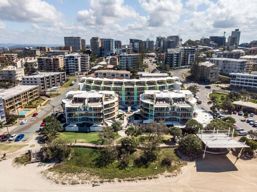 Where to stay in Caloundra - CBD & Kings Beach
