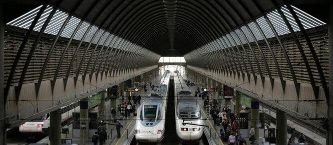 Dónde hospedarse en Sevilla - Cerca de la estación de Santa Justa